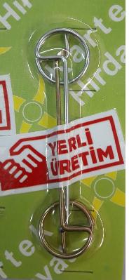 TOKMAKLI CERMAN  BAREL APARATI  2 Lİ SET